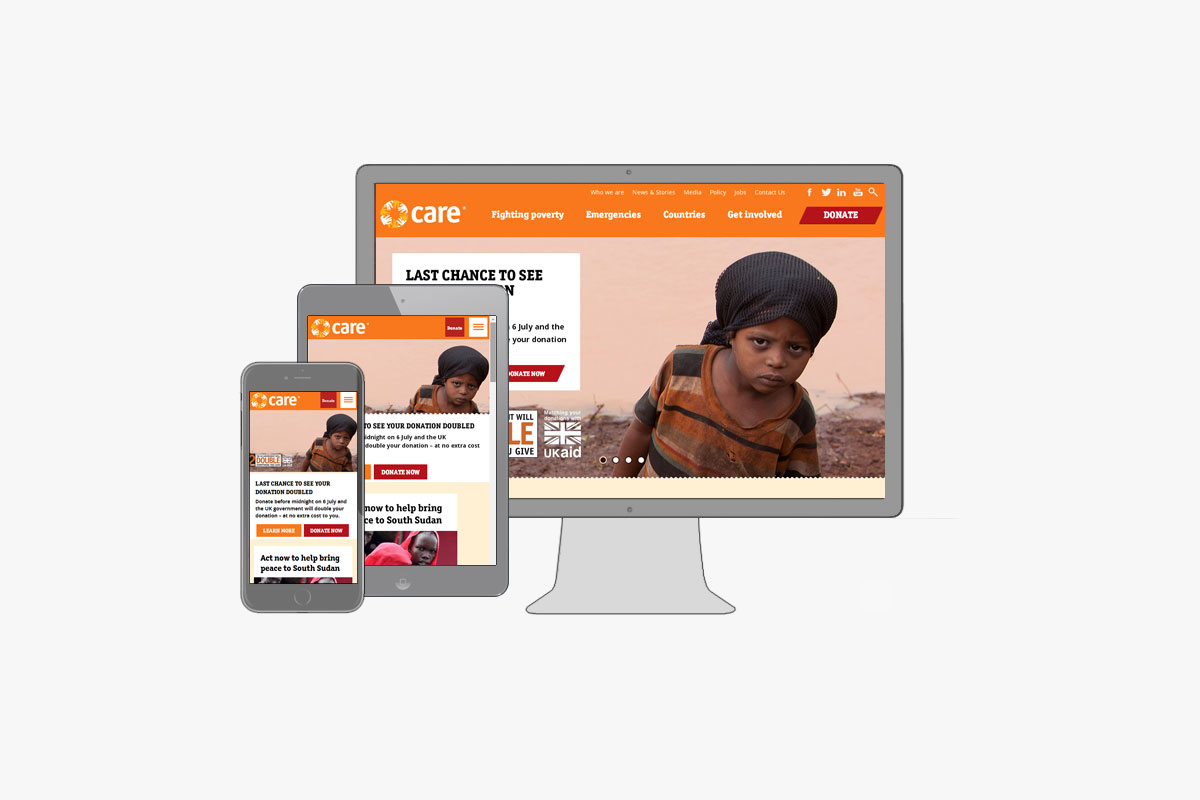 Chăm sóc website tại Cần Thơ